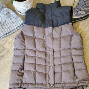 Like New LL Bean Color Block Vest M